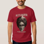 Alexander - The Man Who Knows Tee Shirts