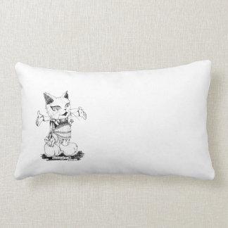 """AlexanderⅢ """"Troupe Camelot"""" (arekusandorosu Daio Lumbar Pillow"""