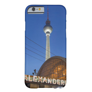 Alexanderplatz Barely There iPhone 6 Case
