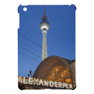 Alexanderplatz iPad Mini Cover