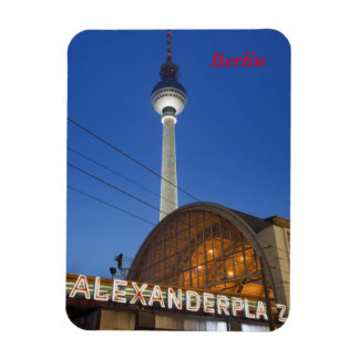 Alexanderplatz Magnet
