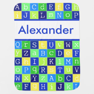Alexander's Personalized Blanket