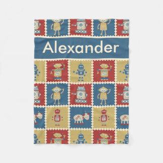 Alexander's Personalized Robot Blanket
