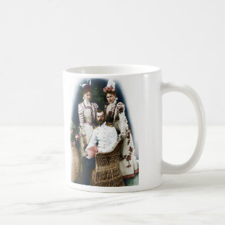 Alexandra and Alexei, Alexandra, Nicholas II, Ella Coffee Mug