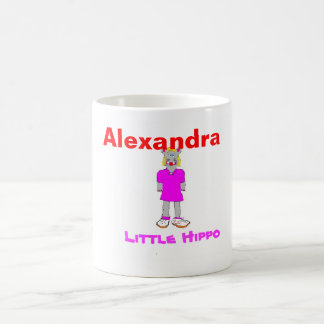Alexandra Coffee Mug