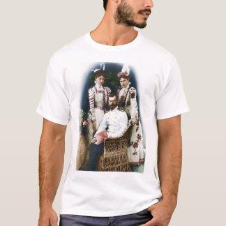 Alexandra, Nicholas II, Ella T-Shirt