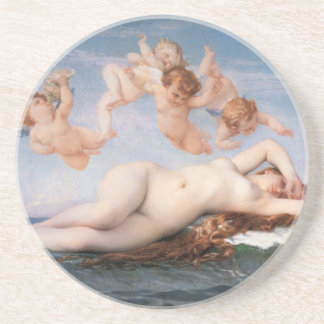 Alexandre Cabanel The Birth of Venus Coaster