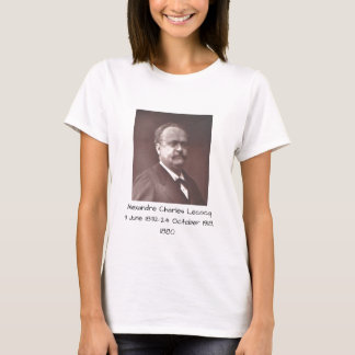 Alexandre Charles lecocq 1880 T-Shirt