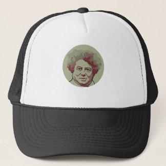 Alexandre Dumas Trucker Hat