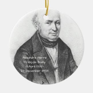 Alexandre Pierre Francois Boely Ceramic Ornament