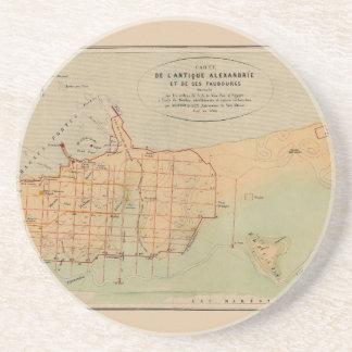 Alexandria Egypt 1866 Coaster