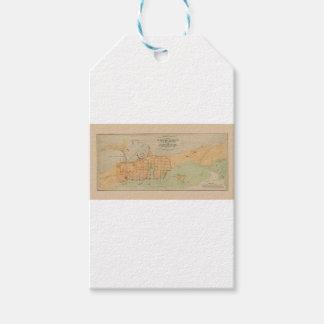 Alexandria Egypt 1866 Gift Tags