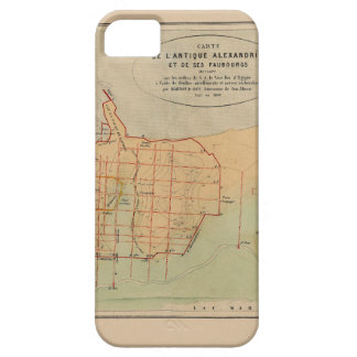Alexandria Egypt 1866 iPhone 5 Case
