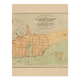 Alexandria Egypt 1866 Letterhead