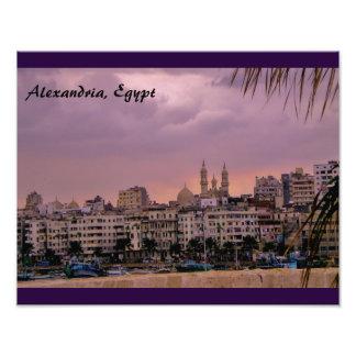Alexandria, Egypt Photographic Print