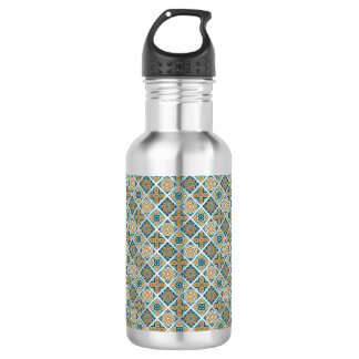 Alexandria Tiles 532 Ml Water Bottle