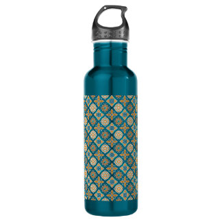 Alexandria Tiles 710 Ml Water Bottle