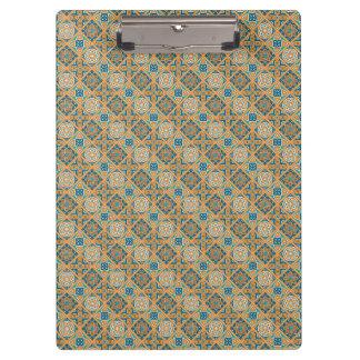 Alexandria Tiles Clipboard