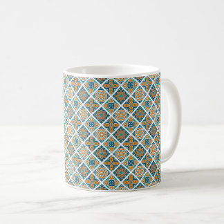Alexandria Tiles Coffee Mug