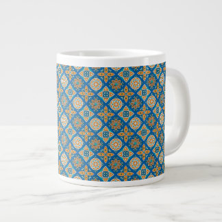 Alexandria Tiles Large Coffee Mug