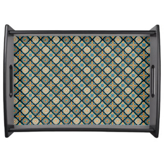 Alexandria Tiles Serving Tray