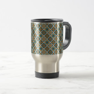Alexandria Tiles Travel Mug