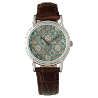 Alexandria Tiles Watch