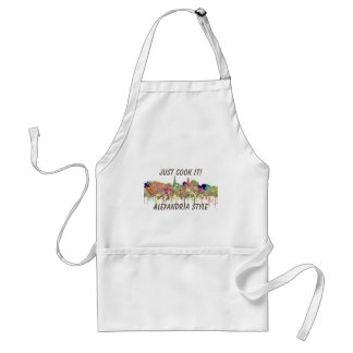 Alexandria, Virginia Skyline - Aprons