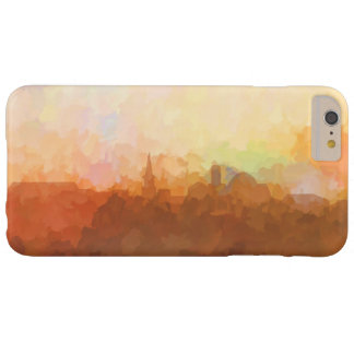Alexandria Virginia Skyline IN CLOUDS Barely There iPhone 6 Plus Case