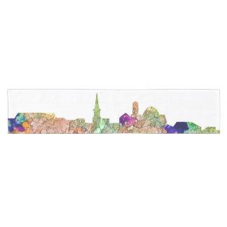 Alexandria, Virginia Skyline SG - Faded Glory Short Table Runner