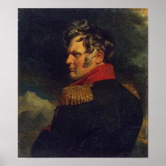 Alexei Yermolov Poster
