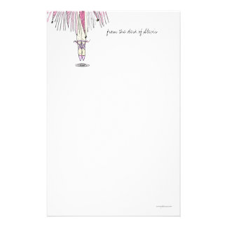 Alexis - Ballerina Number One Stationery