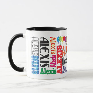 Alexis Coffee Mug