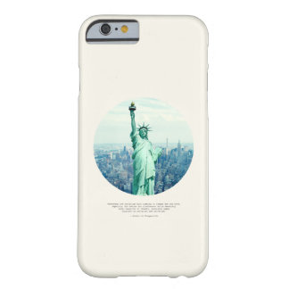 Alexis de Tocqueville Quote Barely There iPhone 6 Case