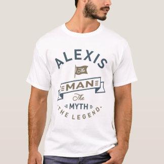 Alexis The Man T-Shirt