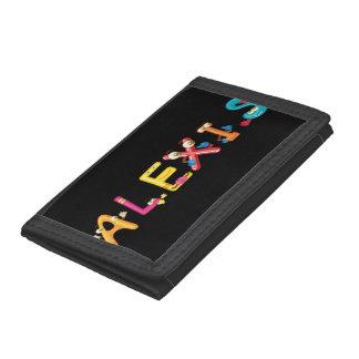 Alexis wallet