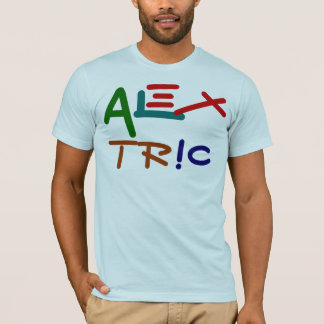 alextrics colorful T-Shirt
