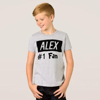 AlexxACE #1 Fan T-Shirt