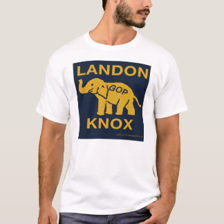 Alf Landon and Franklin Knox T-Shirt