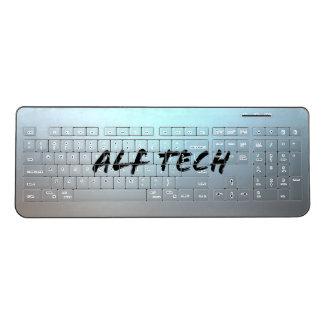Alf Tech keyboard