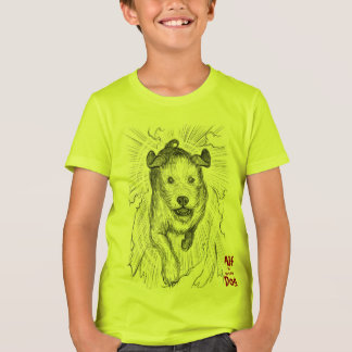 Alf The workshop Dog Boy's T-Shirt