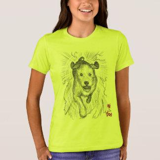 Alf The workshop Dog Girl's T-Shirt