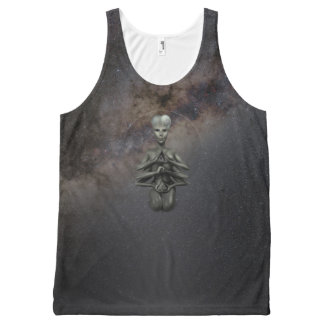 Alfa alien universe builder All-Over-Print tank top