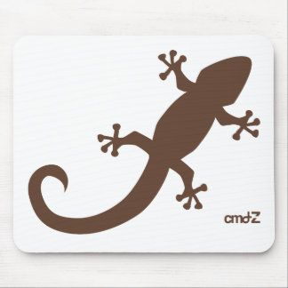 Alfombrilla raton gecko mouse pad