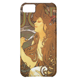 Alfons M. Mucha iPhone 5C Cases