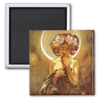 Alfons Mucha: Luna Magnet