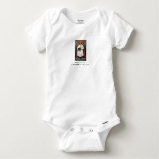 Alfonso x el Sabio Baby Onesie