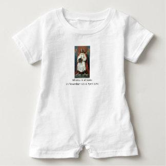 Alfonso x el Sabio Baby Romper