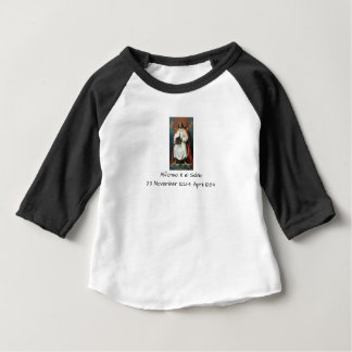 Alfonso x el Sabio Baby T-Shirt