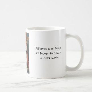 Alfonso x el Sabio Coffee Mug